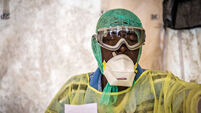 On the Ebola frontline there is horror and happiness