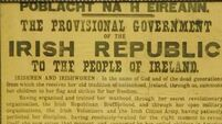 Let the artists proclaim what it is to be Irish, as they did back in 1916