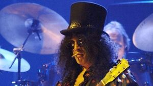 Slash talks sobriety and jamming with Rory Gallagher