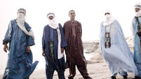 Malian desert music group Tinariwen embraced by Western rock