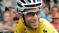 Nibali in company of greats