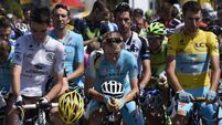 Nibali tightens grip on yellow jersey