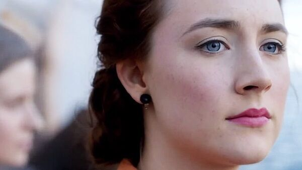 Saoirse Ronan starred in 'Brooklyn', which proved highly successful at Irish cinemas in 2016.
