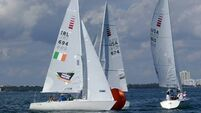 Sailing to become first Irish sport to contest for place in 2016 Paralympic Games.