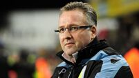 Keane not the 'bad cop' at Villa, insists Lambert
