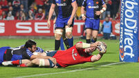 Munster's O'Mahony is concentrating on club before country