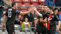 Byrne snatches winner for Bohs
