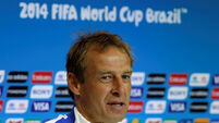 Dublin date confirmed for Klinsmann's USA