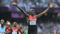 Rudisha's long road to Olympic glory with Holy Coach from Mallow