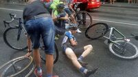No Tour let-up for Nibali