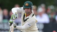 Cricket world in shock as Hughes fights for his life