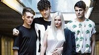 CLEAN BANDIT: There's no place they'd rather be