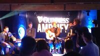 Review: Guiness Amplify at De Barra's, Clonakilty