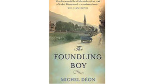 Book: The Foundling Boy