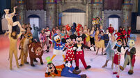Disney On Ice: Slip-sliding away through the decades