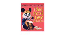 Childrens books: Chu's First Day at School