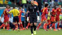 Hero Howard misses out as Belgium show class against Americans