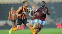 Tigers held by Hammers in thriller