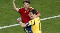 Cesc: I'm committed to Spain