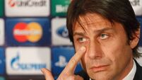 Italy boss Conte to show stars 'no mercy'