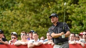 Irish pair play their Ryder Cup at Gleneagles