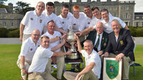 Tramore win caps week for Munster