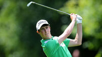 Hurley one shot clear after Euro Amateur opening round