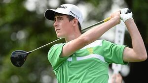 Hurley still in the hunt for European Amateur glory