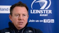 Leinster set piece remains a cause of  concern for O'Connor