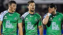 Connacht left so frustrated by Blues