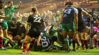 Faloon rescues Connacht