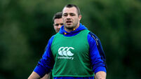Healy injury makes him Euro doubt