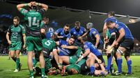Leinster may expose Connacht's lack of depth