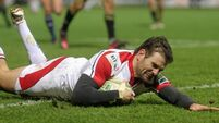 Payne paves way for Ulster