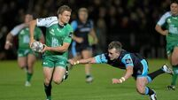 Scots make Connacht suffer