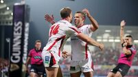 Kiss's Ulster ease to win