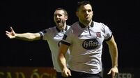 Dundalk remain in control