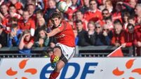 Keatley's shot at glory timed to perfection