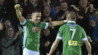 VIDEO: Dennehy goal sets up title decider for Cork City