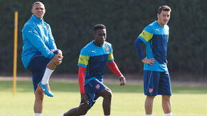 Wenger: Gibbs canbe as good as Cole