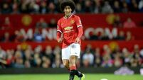 Fellaini: United still in with title chance