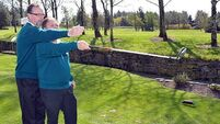 Top entry for Blind Golf Open