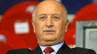 Scolari knows Chile will punish any slip