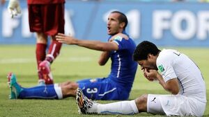 Suarez to suffer as Fifa bites back