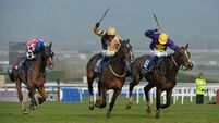 Gold Cup hero Lord Windermere among 29 entries for Lexus Chase