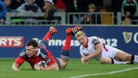 Nervy Munster eke out victory