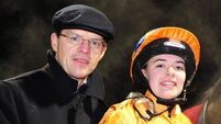 Landmark Irish Oaks ride for Ana