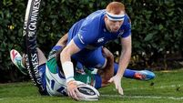 Focused Fanning pushing for the next level with Leinster