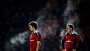 Munster hopes hang by a thread