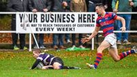 O'Neill's try pivotal as Terenure tame Clontarf